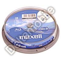 BLU-RAY MAXELL 25GB - 4x, Cake 10 printable ― Deltamobile Online-store